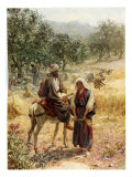 Boaz and Ruth in the Book of Ruth