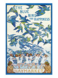 The Blue Bird for Happiness'  Haymarket