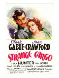 Strange Cargo  Clark Gable  Joan Crawford  1940