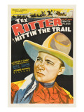 Hittin' the Trail  Tex Ritter  1937