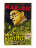 Mr Wong  Detective  Evelyn Brent  Boris Karloff  1938