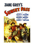 Sunset Pass  1933