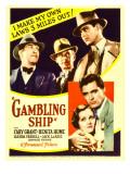 Gambling Ship  Jack La Rue  Roscoe Karns  Cary Grant  1933