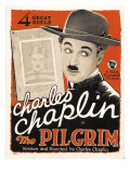 The Pilgrim  Charles Chaplin  (Aka Charlie Chaplin)  1923