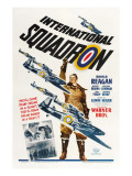 International Squadron  Ronald Reagan (Center)  1941