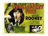 The Adventures of Huckleberry Finn  1939