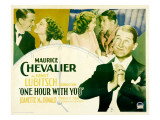 One Hour with You  Maurice Chevalier  Jeanette Macdonald  Jeanette Macdonald  1932