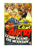 Comin' Round the Mountain  Gene Autry  Smiley Burnette  1936