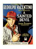 Sainted Devil  Rudolph Valentino  1924  Gaucho