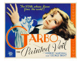 The Painted Veil  Herbert Marshall  George Brent  Greta Garbo  1934