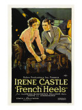 French Heels  Irene Castle  Ward Crane  1922