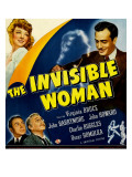 The Invisible Woman  Virginia Bruce  John Howard  Charles Ruggles  John Barrymore  1940