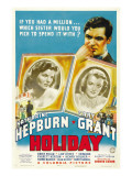 Holiday  Cary Grant  Katharine Hepburn  Doris Nolan  1938