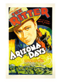 Arizona Days  Tex Ritter  1937