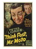 Think Fast  Mr Moto  Peter Lorre  1937