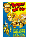 Ruggles of Red Gap  Charles Laughton  Mary Boland  Charles Ruggles  Zasu Pitts  1935