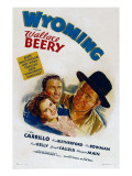 Wyoming  Ann Rutherford  Leo Carrillo  Wallace Beery  1940