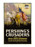 Pershing's Crusaders  1918