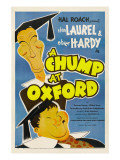 A Chump at Oxford  1940