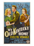 My Old Kentucky Home  Clara Blandick  Grant Richards  Evelyn Venable  1938