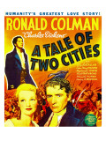A Tale of Two Cities  Background: Ronald Colman  1935