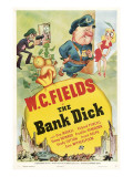 The Bank Dick  Top Center: WC Fields  1940