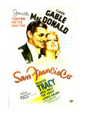 San Francisco  Clark Gable  Jeanette Macdonald  1936