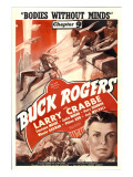 Buck Rogers  Larry Crabbe in 'Chapter 9: Bodies Without Minds'  1939