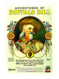 The Adventures of Buffalo Bill  Buffalo Bill  1917