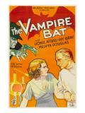 The Vampire Bat  Lionel Atwill  Fay Wray  Lionel Atwill  1933