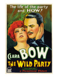 The Wild Party  Clara Bow  Fredric March  1929