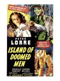 Island of Doomed Men  Rochelle Hudson  Peter Lorre  1940