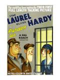 Pardon Us  Oliver Hardy  Stan Laurel  1931
