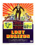 Lost Horizon  Top Center: Ronald Colman  1937