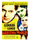 Man of Two Worlds  1934