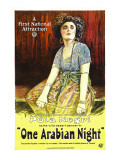 One Arabian Night  (Aka Sumurun)  Pola Negri  1920