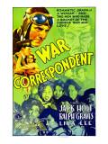 War Correspondent  1932