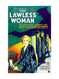The Lawless Woman  Far Left: Vera Reynolds  1931