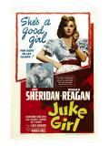 Juke Girl  Ronald Reagan  Ann Sheridan; Center: Ann Sheridan  1942