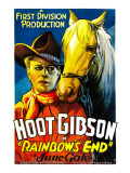 Rainbow's End  Hoot Gibson  1935