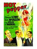 Hot Pepper  El Brendel  Victor Mclaglen  Lupe Velez  Edmund Lowe  1933