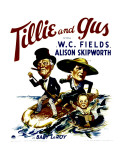 Tillie and Gus  WC Fields  Alison Skipworth  Baby Leroy  1933