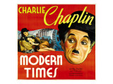 Modern Times  Charlie Chaplin  Paulette Goddard  Charlie Chaplin  1936