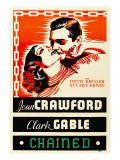 Chained  Joan Crawford  Clark Gable  1934