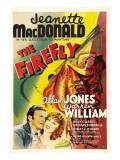 The Firefly  Allan Jones  Jeanette Macdonald  1937