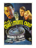 Charlie Chan at Monte Carlo  Warner Oland  Sidney Blackmer  Robert Kent  Kay Linaker  1937