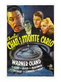Charlie Chan at Monte Carlo  Warner Oland  Sidney Blackmer  Robert Kent  Kay Linaker  1937