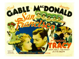 San Francisco  Jeanette Macdonald  Clark Gable  1936