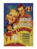 Happy Landing  Cesar Romero  Sonja Henie  Don Ameche  Ethel Merman  1938