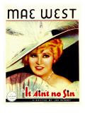It Ain'T No Sin  Mae West  1934
